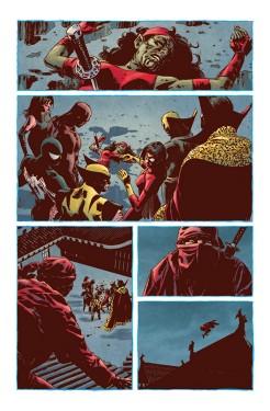 Daredevil #112