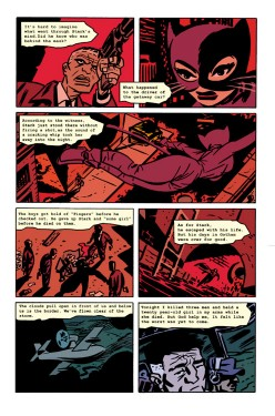 Catwoman:  Selina