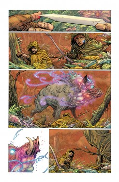 Seven to Eternity #1